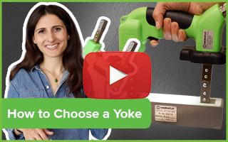 5 Things to Consider When Choosing a Mag Particle Yoke [Checklist]