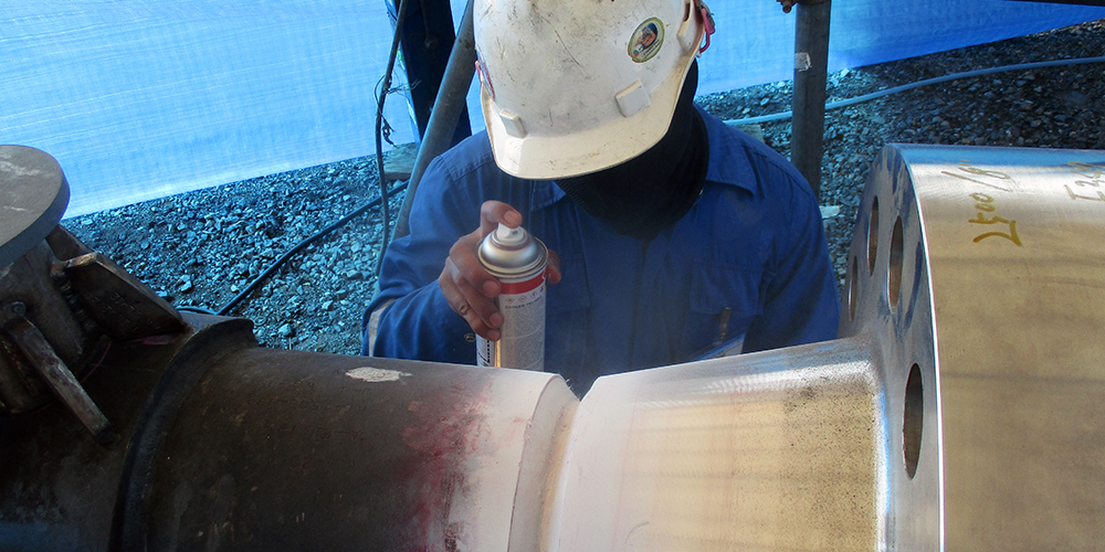Penetrant Developer